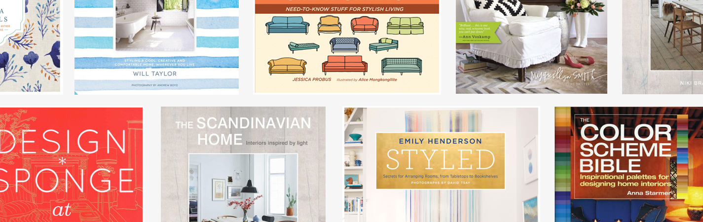 Must Reads: The Best Interior Design Books For Amateurs
