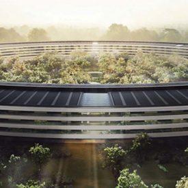 مقر شركة أبل الجديد