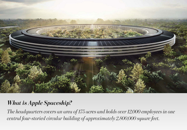 What is Apple Spaceship?