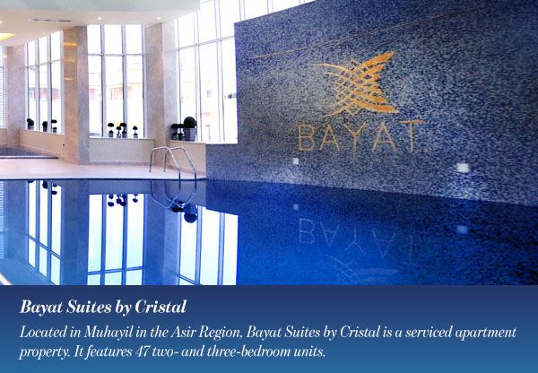 Bayat Suites by Cristal