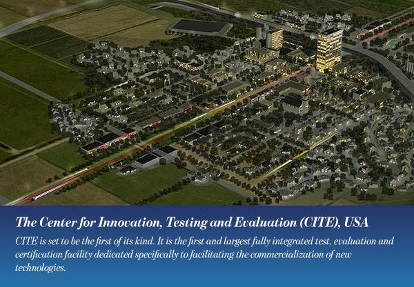 The Center for Innovation, Testing and Evaluation (CITE)
