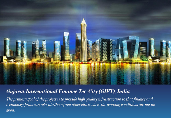 Gujarat International Finance Tec-City