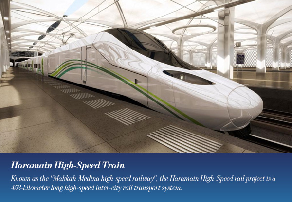 Haramain High-Speed Train