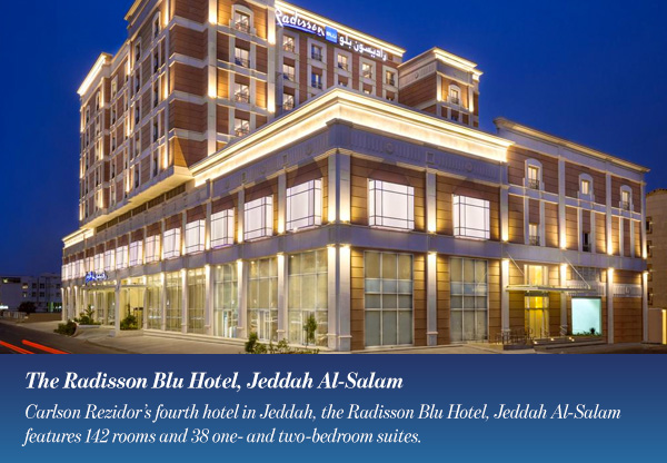 The Radisson Blu Hotel, Jeddah Al-Salam