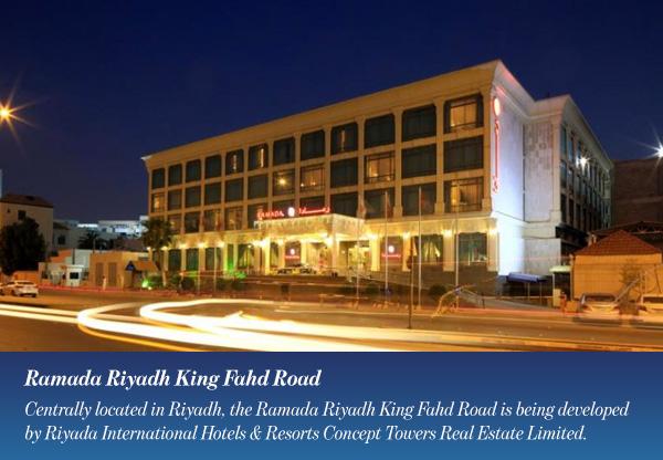 Ramada Riyadh King Fahd Road