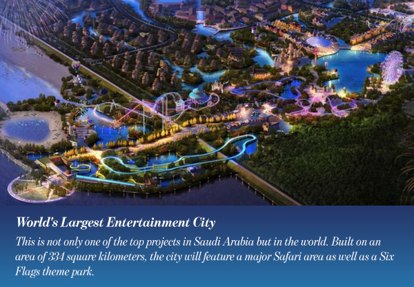 World's Largest Entertainment City