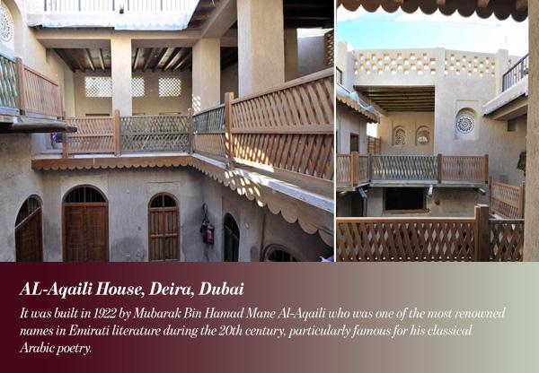 AL-Aqaili House, Deira, Dubai