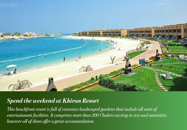 Khiran Resort
