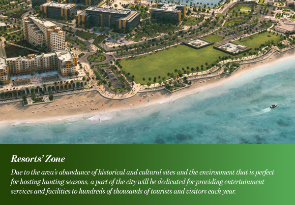 Resorts' Zone