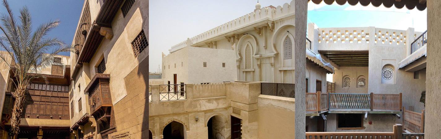 بيوت شعبية: نظرة بداخل المنازل العربية التقليدية