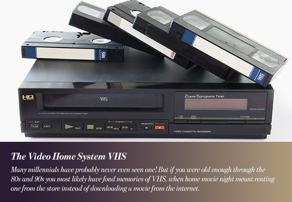 Video Home System VHS