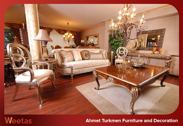 Ahmet Turkmen Furniture and Decoration