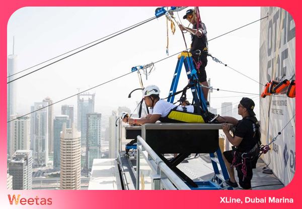 XLine,Dubai Marina