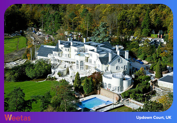 Enormous Architecture: The biggest house in the world