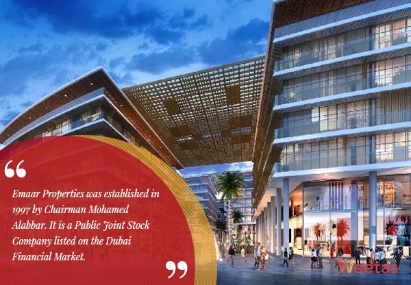 Emaar Properties, UAE