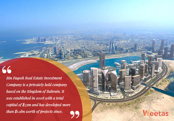Bin Faqeeh Real Estate Investment Company, Bahrain