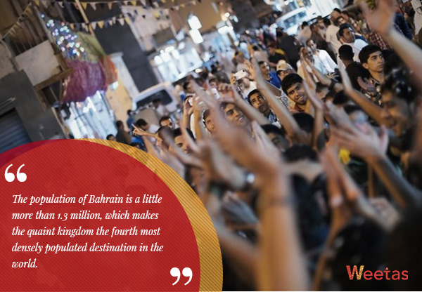 What you don't know about the population of Bahrain
