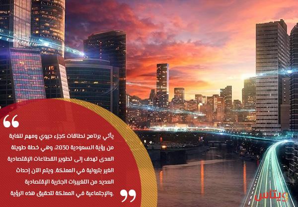 السعودة ورؤية السعودية 2030: