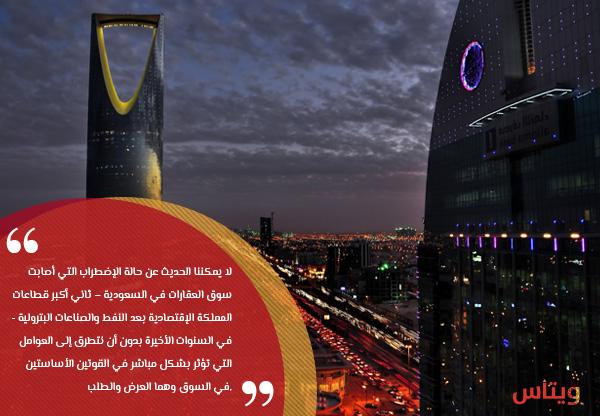 نطاقات وتأثير السعودة على السوق العقاري السعودي: