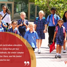 Education for a better future: The best schools in Bahrain