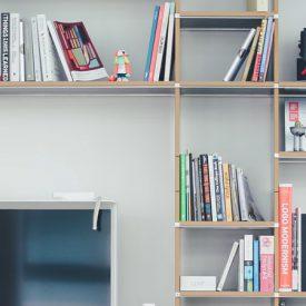 تصميم مكتبة: كيف تصمم أفضل مكتبة منزلية في بيتك