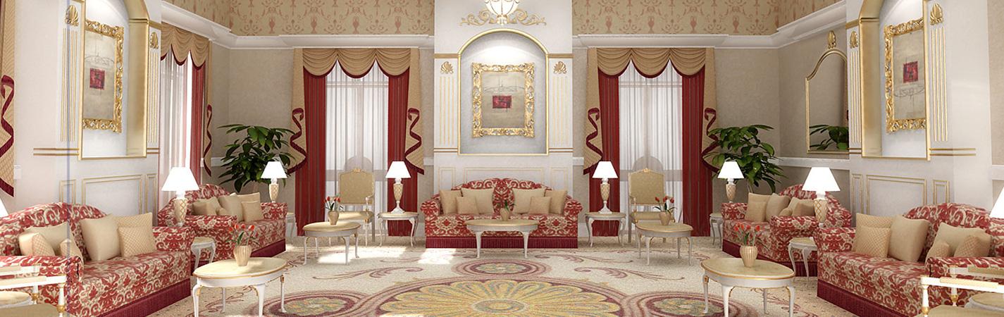 ديكورات مجالس: كيف تصمم أفضل مجلس عربي