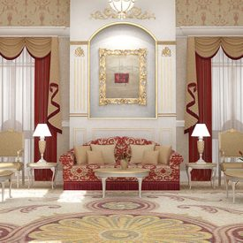 Traditional design: How to design the perfect Arabic Majlis