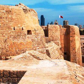 A walk through Bahraini history: ancient forts in Bahrain
