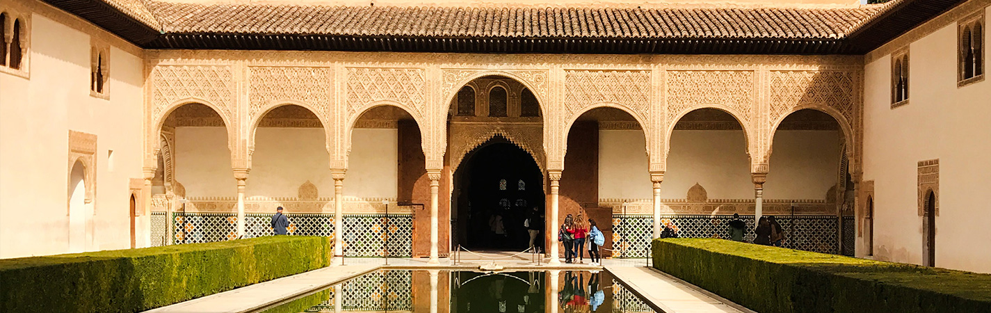andalusian architecture  the glorious islamic architecture
