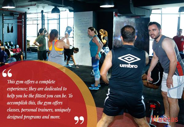 Reps Fitness Studios