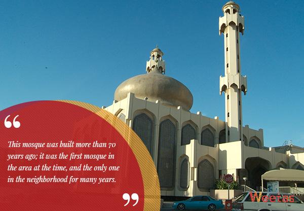 Adliya Mosque