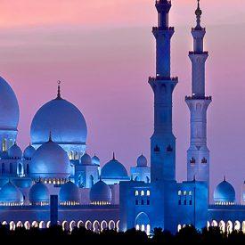 مسجد الفاتح وبعض مساجد البحرين رائعة التصميم