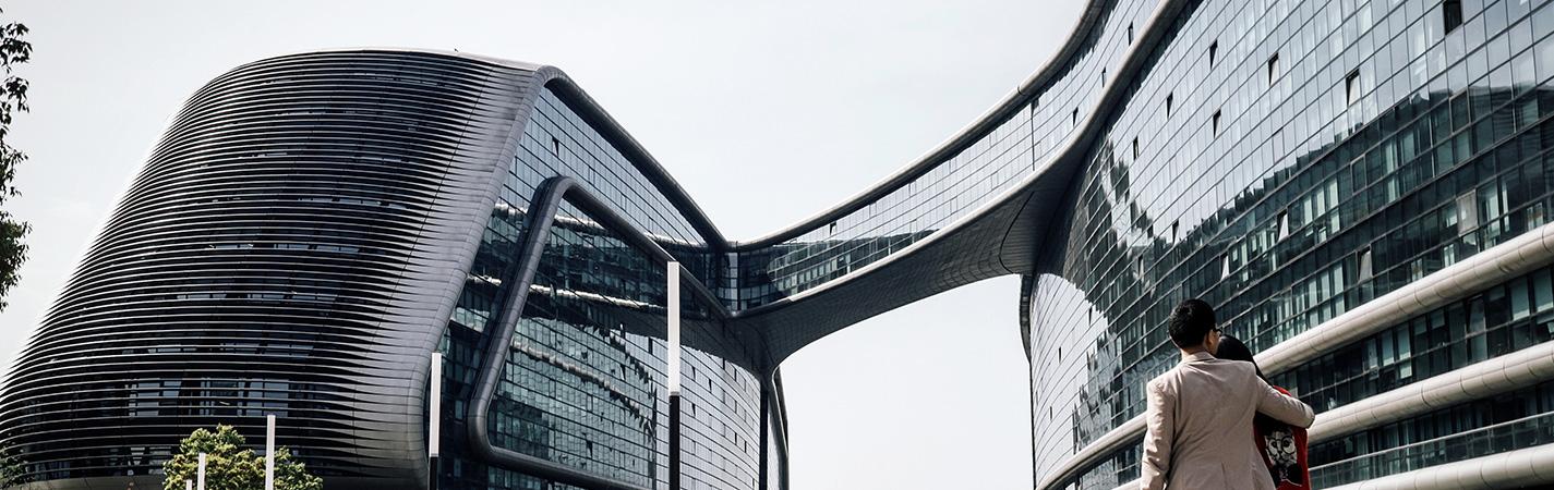 العمارة المستقبلية: أفضل نماذج الهندسة المعمارية الحديثة