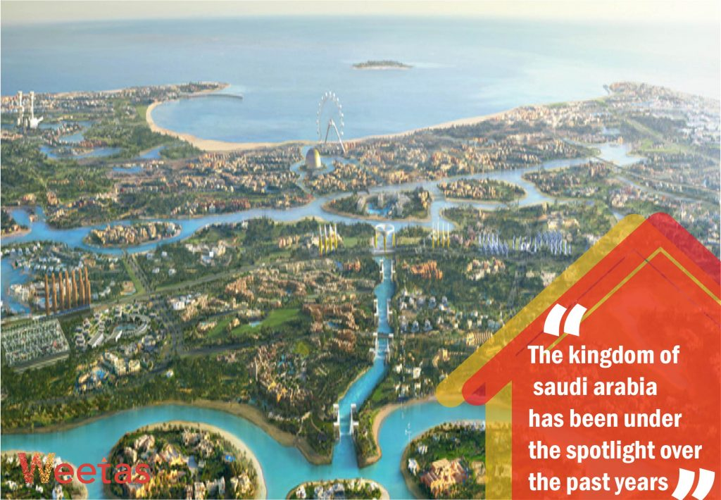 Qiddiya Project, Red Sea Project, can Saudi Arabia turn into a tourist destination?