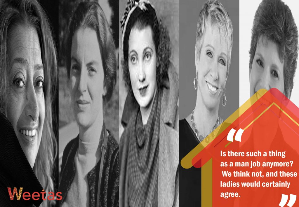 Women in real estate: 5 ladies who raised the bar in a men-only industry