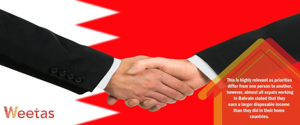 Is work in Bahrain worth moving across the world?