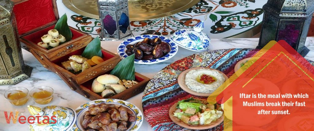 Ramadan food: Iftar, Ghabga and Suhoor