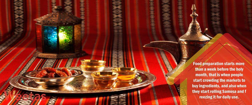 Bahraini food in Ramadan