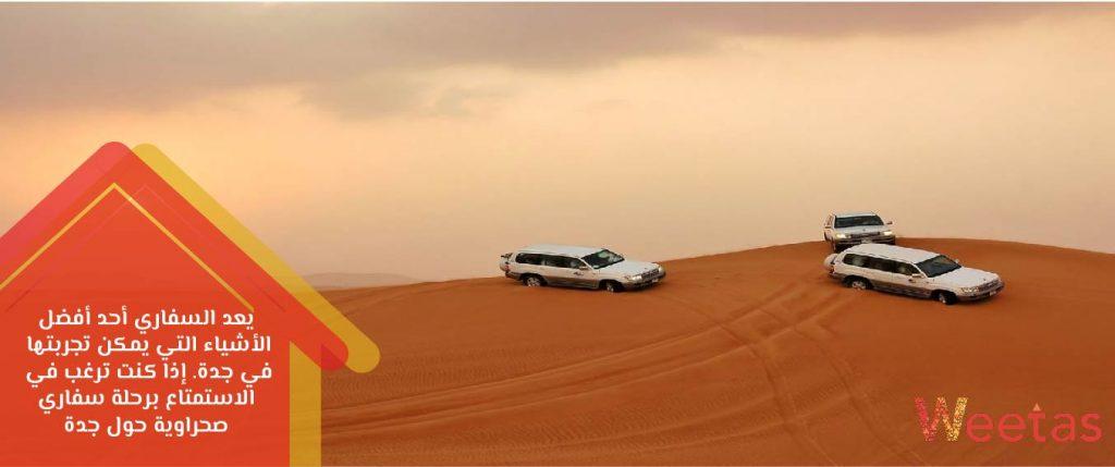سفاري الصحراء