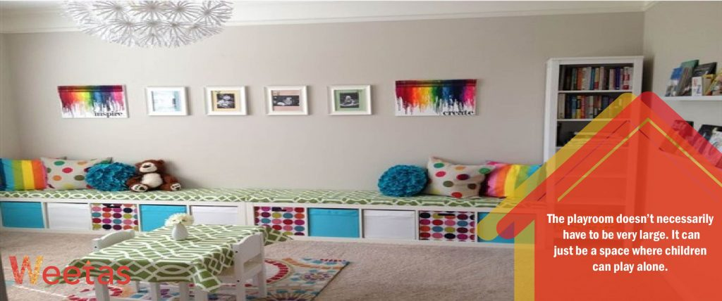 Playroom space