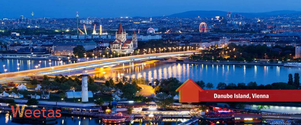 Danube Island, Vienna