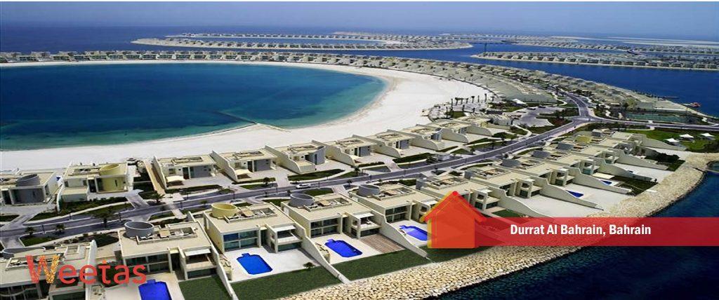 Durrat Al Bahrain, Bahrain