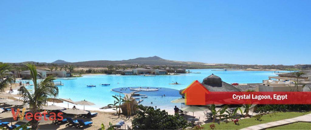 Crystal Lagoon, Egypt