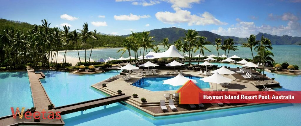 Hayman Island Resort Pool, Australia