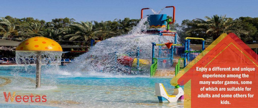 Wahooo WaterPark Bahrain