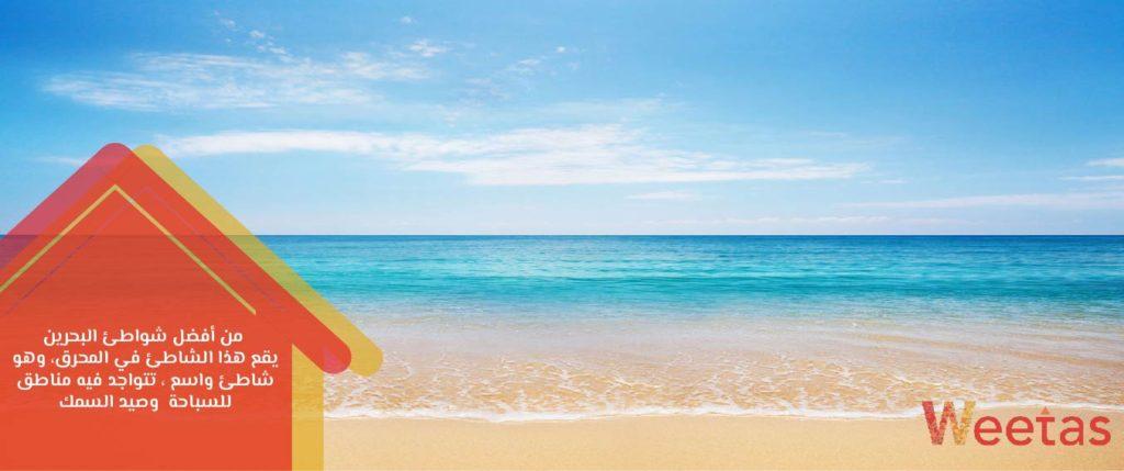 شاطئ البيستين