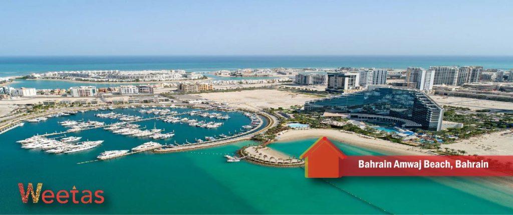 Bahrain Amwaj Beach