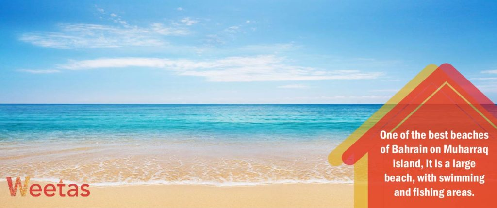 Busaiteen Beach