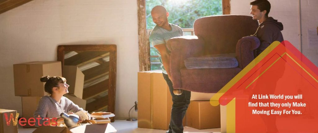 Link World Packers & Movers