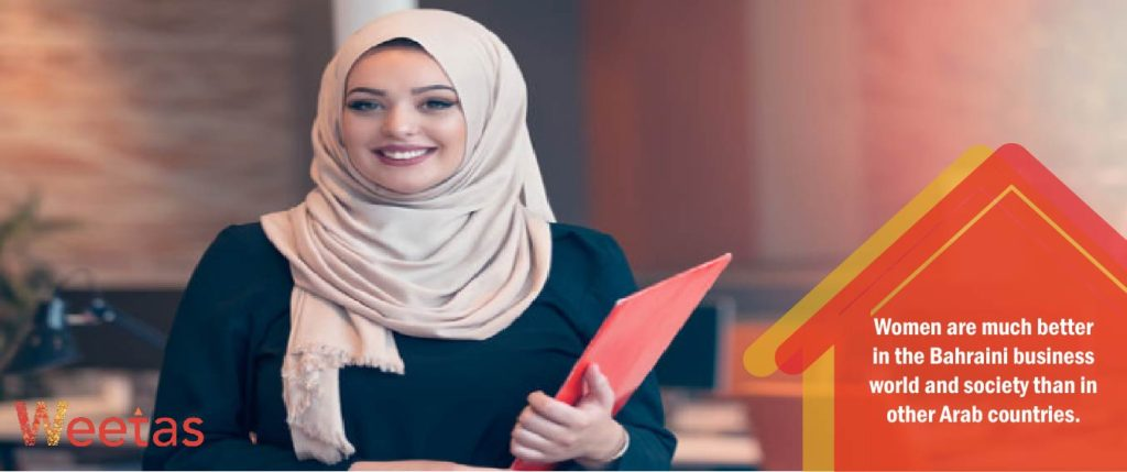 Women's Work in Bahrain